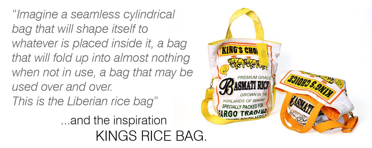 King s Rice Bag (inspired by the African Peace Bag) c7b407d13ed81