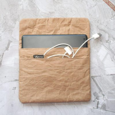Brown Mini Ipad Sleeve 3