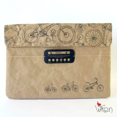 Bicycle 13 Laptop Sleeve