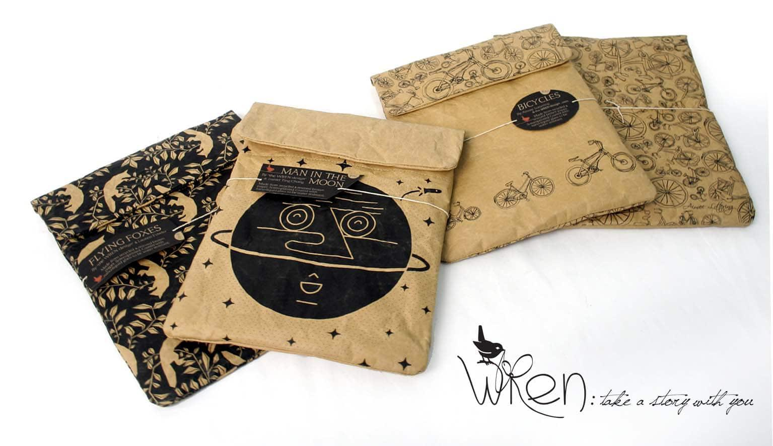 Designer Range of sleeves