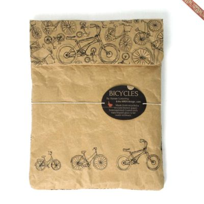 Bicycles iPad & Tablet Sleeve
