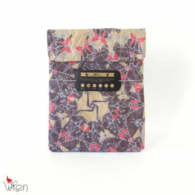 Moths Scarlet iPad Sleeve