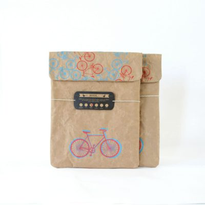 City Bikes iPad & Tablet Sleeve Front