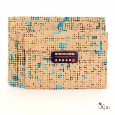 Turquoise Dots Laptop collection