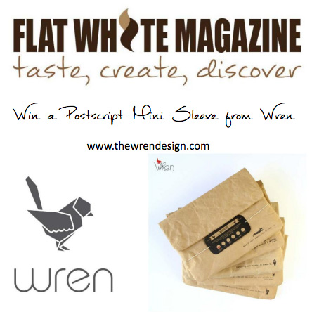 Flat White Wren Competition July 2017 Feaured Image