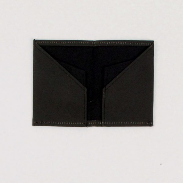 Wren Slim Wallet Blackl Open lres