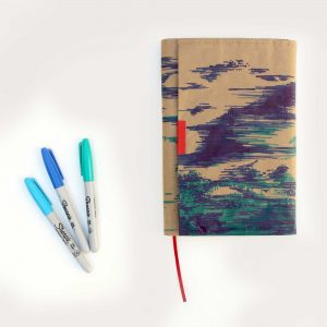 Wren Full Spectrum Select Notebook Organiser L res