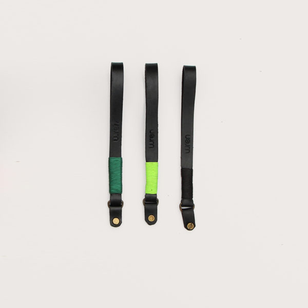 Wren WristStrap Black Collection Lres