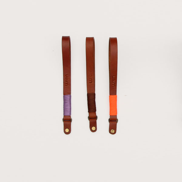 Wren WristStrap Brown Collection Lres
