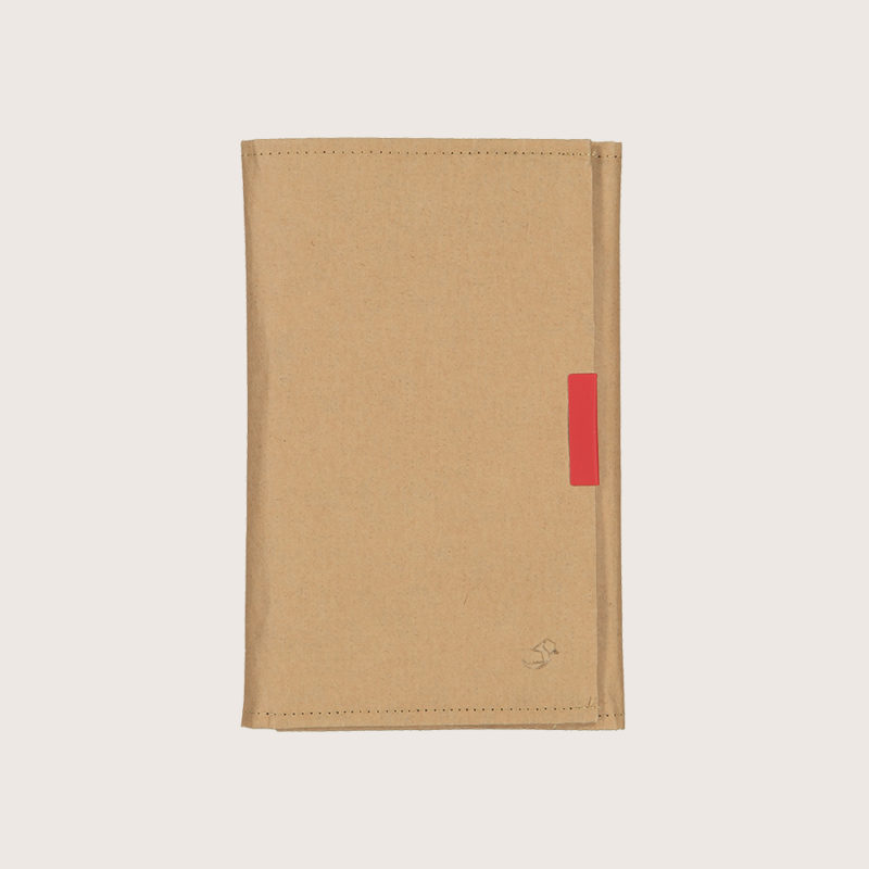 Wren Natural B6 Notebook Organiser