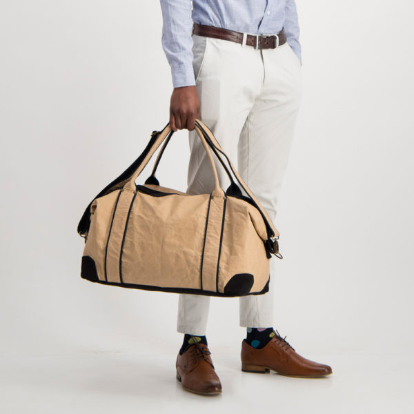 Natural Paper Travel Bags Lres