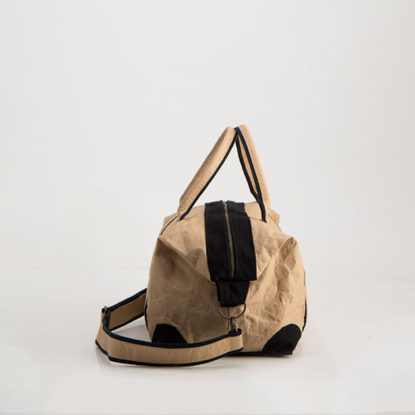 Natural Paper Travel Bags Side Lres