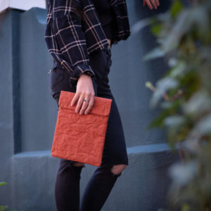Wren Flame iPad Sleeve