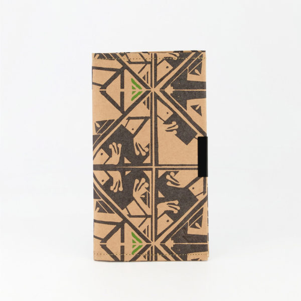 Ara Green Travel Folder Front