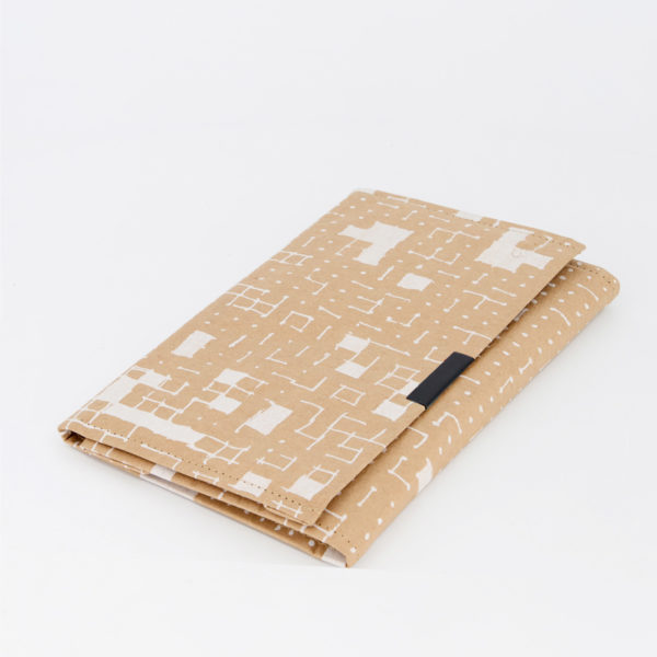 Dots White B6 Notebook Side