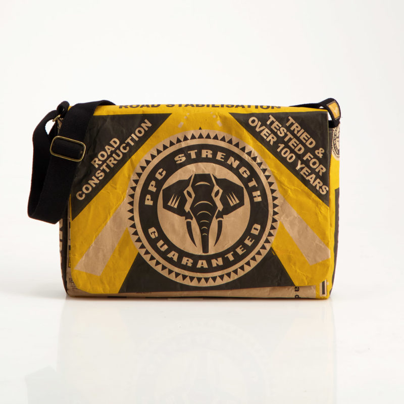 f19682fe91e4 The Wren Design - Recycled cement paper bags, sleeves and accessories