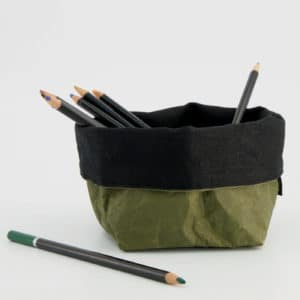 Wren Racing green paper tub small styled LR
