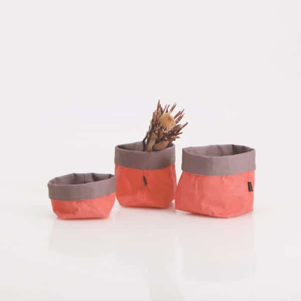 Wren PaperTub Persimmon Set Styled Lowres