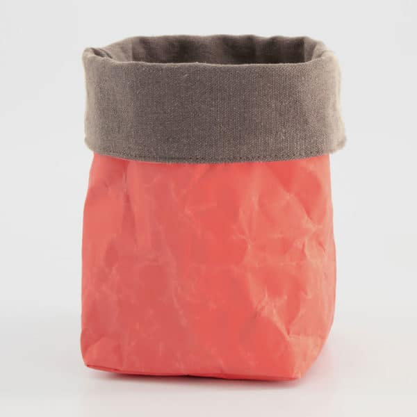 Wren persimmon paper tub medium LR