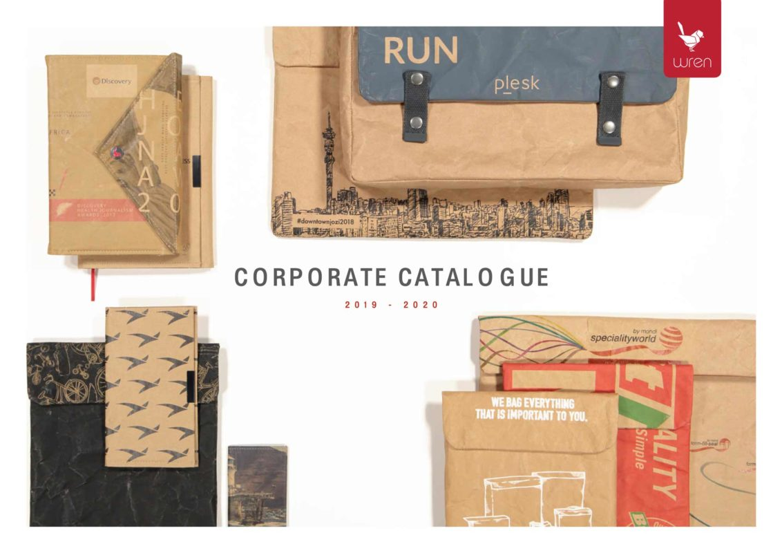 corporate catalogue 2019 online 2 Cover