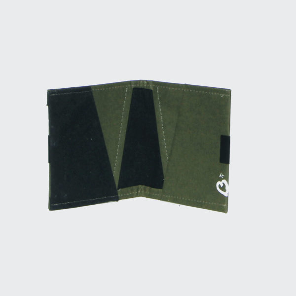 Dad Love you Square Wallet 2