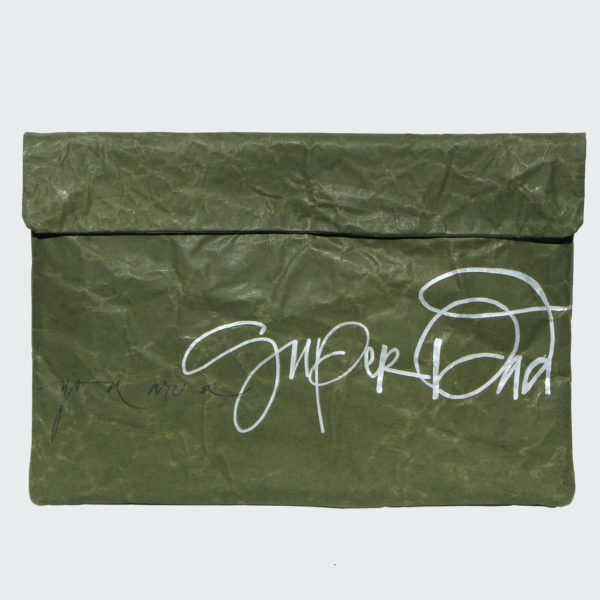 You are a super dad laptop sleeve2
